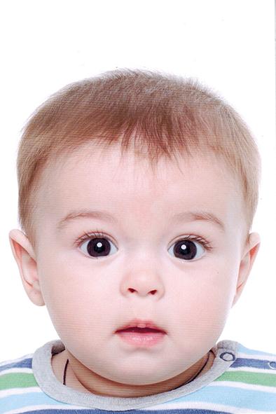 требование к фотографии на детский загранпаспорт, детский загранпаспорт