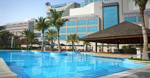 Beach Rotana — Abu Dhabi 5*