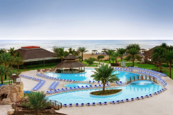 Fujairah Rotana Resort & Spa — Al Aqah Beach 5