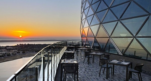Hyatt Capital Gate Abu Dhabi 5*