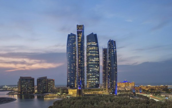 Jumeirah at Etihad Towers Abu Dhabi 5*