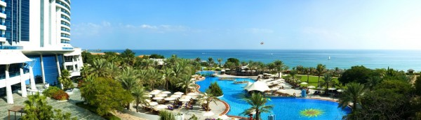 Le Meridien Al Aqah Beach Resort 5