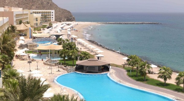 Radisson Blu Fujairah Resort 5