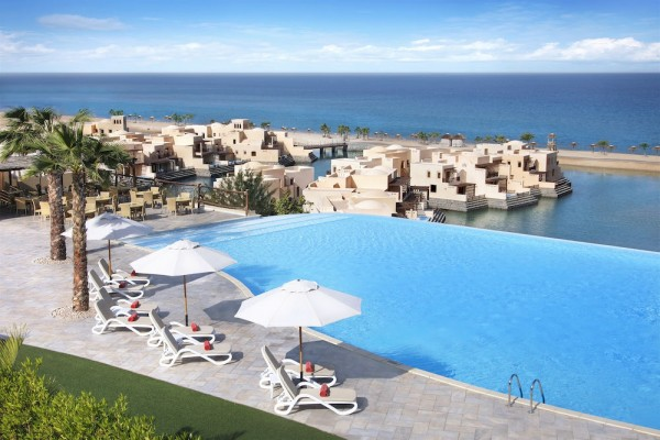 The Cove Rotana Resort — Ras Al Khaimah 5*