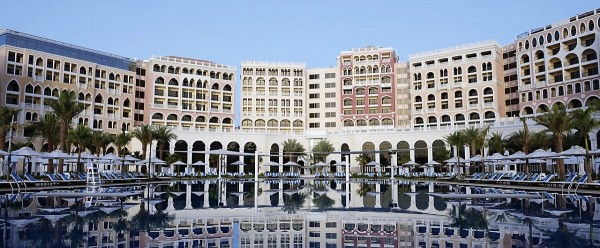 The Ritz Carlton Abu Dhabi Grand Canal 5*