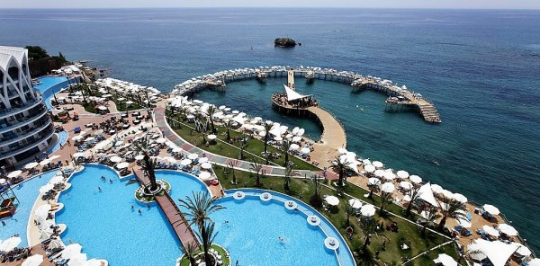 Granada Luxury Resort Spa & Thalasso 5*