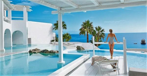 Mykonos Blu Grecotel Exclusive Resort 5*