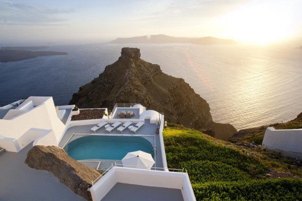 Grace Santorini Hotel 5*
