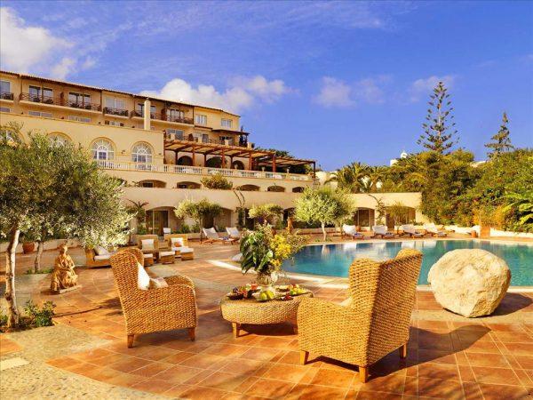 Capsis Divine Thalassa Hotel 5*