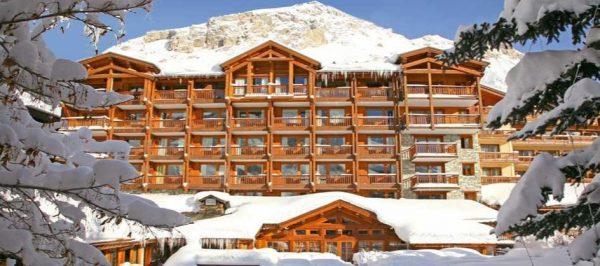 Hôtel Le Blizzard 5*
