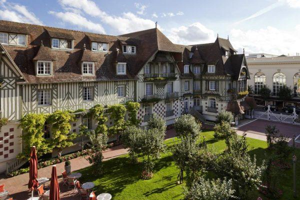 Hôtel Barrière Le Normandy 5*