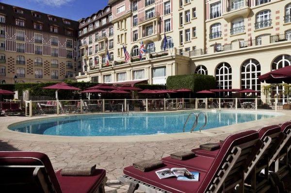 Hôtel Barrière Le Royal Deauville 5*