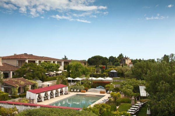 Hotel Le Mas De Pierre 5*