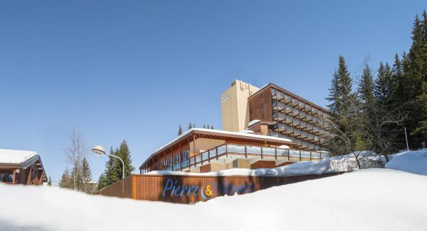 Pierre & Vacances Residence Le Belmont 4*