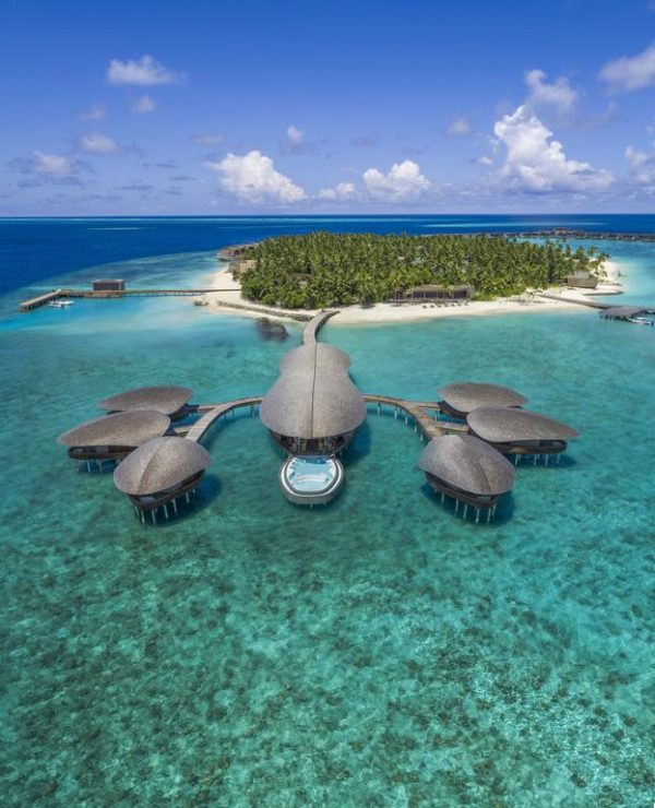 The St. Regis Maldives Vommuli Resort 5*