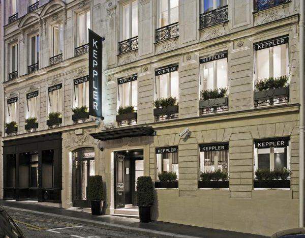 Hôtel Keppler 4*