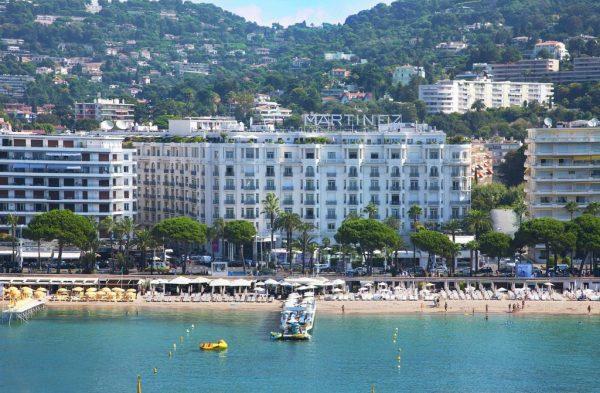 Grand Hyatt Cannes Hotel Martinez 5*
