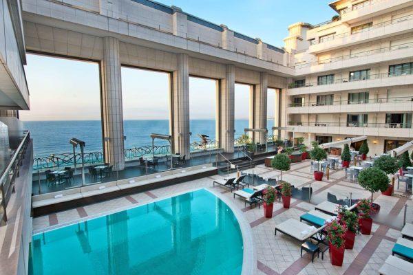 Hyatt Regency Nice Palais de la Mediterranee 5*