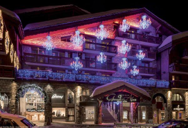 Grandes Alpes Private Hotel 5*